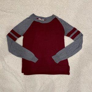 Pink Republic Burgundy Sweater S